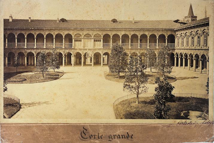 Cortile Grande
