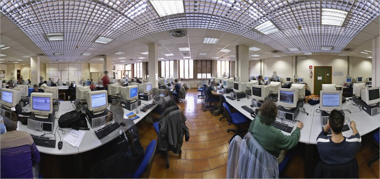 Laboratorio Informatica via Comelico